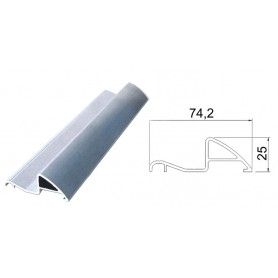 Seuil Aluminium| Longueur 2000mm