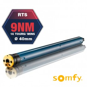 Moteur Somfy Altus 40 RTS 09 Nm