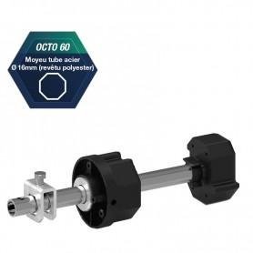 Tandem octo de 60 mm réglable 170 à 270 mm