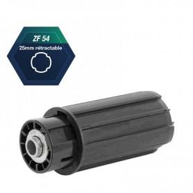 Embout à piston pour tube ZF54