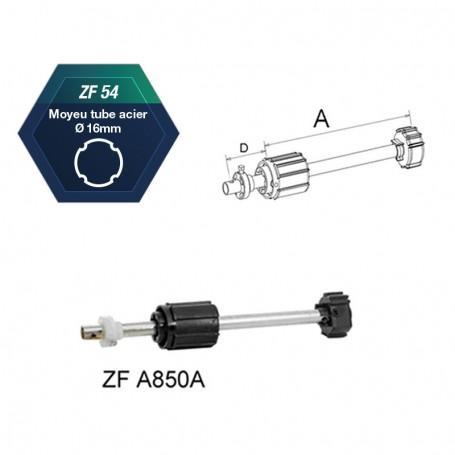 Tandems ZF54 Ø16 réglables | LG 270mm max