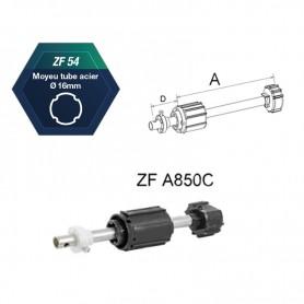 Tandems ZF54 Ø16 réglables | LG 170mm max