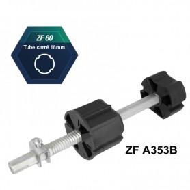 Tandems réglables ZF80 pour pare-chute | LG 600 mm