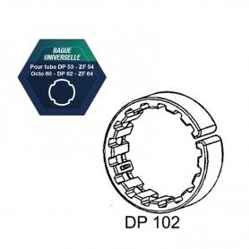 Bagues d'épaisseur DP53 – ZF54 – octo de 60 – DP62 – ZF64