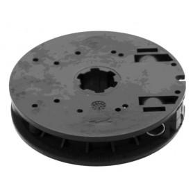 Treuil à vis rapport 1/6 - Entrée Hexa de 7mm - Sans FDC