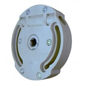Treuil 1424 avec fin de course - Entrée carré de 8 mm – sortie carré de 10 mm