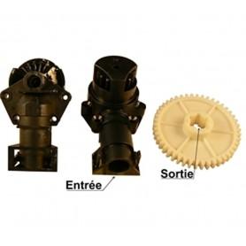 Treuil pour coffre SOPROFEN Chrono VRX / CRX - Entrée hexagonale de 7 mm - Sortie crabot de 20 mm