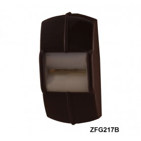 Guide sangle vertical marron