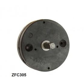 Treuil minivis entrée carré 6 mm -sortie carré 8 mm mâle