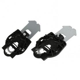 Support moteur pour joue rénovation SOMFY 125 à 165 mm