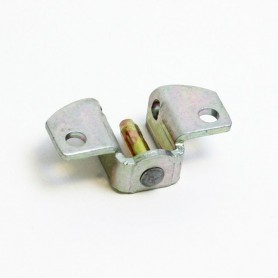 Coussinet à broche acier zingué (entraxe 44 mm)