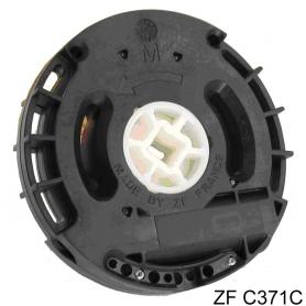 Treuil technivis entrée hexa 7 mm - avec FDC - Sortie carré de 10 mm