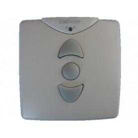 Émetteur Mural Franciasoft radio Well'com X3D