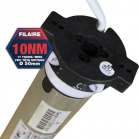 Moteur Filaire JollyMotor type JMFCH 10 Nm