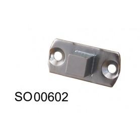 Support carré de 10 pour moteur SOMFY pour moteur Ø 40