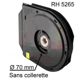 Tiroir REHAU treuil C160-C190 sans collerette Droite