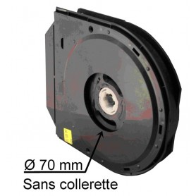 Tiroir REHAU treuil C160-C190 sans collerette Gauche