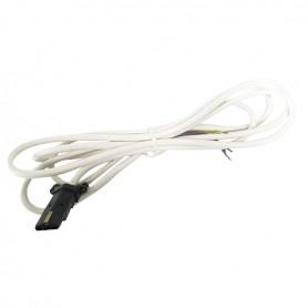 Câbles électriques SOMFY filaires 4 fils | Lg 2.5m