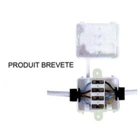 Boîtier de connexion étanche MPM | 4 Bornes