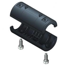 Adaptation pour moteurs CENTRIS (Rideaux Métalliques) Ø 60 - Pour tube Ø 34mm