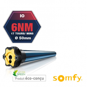 OXIMO io 6/17 - Moteur Somfy Radio io