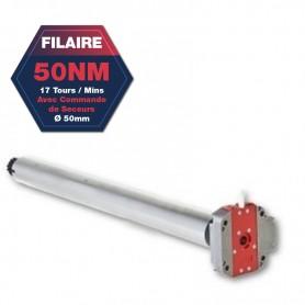 Moteurs filaires SIMU DMI 5 - 50 Nm