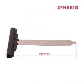 Attaches de tablier à crochet pour tubes octo Pour lame de 14 mm Lg 147 mm