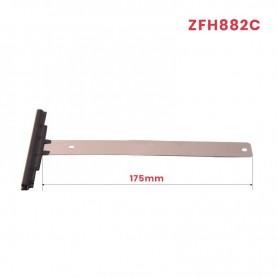 Attaches de tablier à visser Pour lame de 8 mm Lg 175 mm