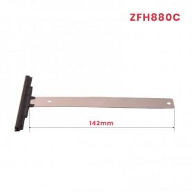 Attache tablier à visser, Lg 142 (pour lame ép. 8 mm)