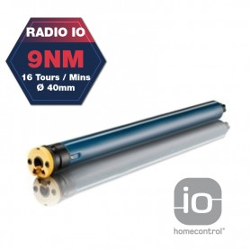 Moteurs radio SOMFY OXIMO io Ø 40 mm - 09 Nm
