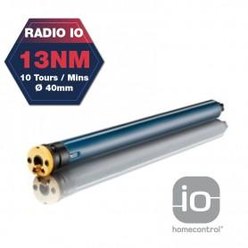 Moteurs radio SOMFY OXIMO io Ø 40 mm - 13 Nm