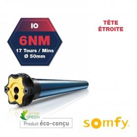 Moteurs radio SOMFY S&SO RS100 io TH Ø 50 mm - 6NM