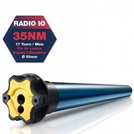 Moteurs radio SOMFY SUNEA io - 35NM