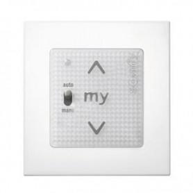 Télécommande Smoove uno - Somfy compatible io avec cadre