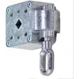 Treuils pour store 55 mm - rapport 1/13 ss FDC Carré de 13 mm - coloris gris acier