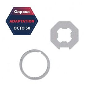 Adaptation R+C Gaposa Octo 50 pour série 50