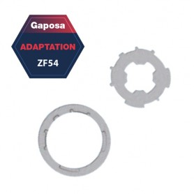 Adaptation R+C Gaposa ZF 54 pour série 50