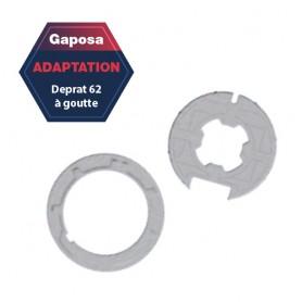 Adaptation R+C Gaposa Deprat 62 pour série 50