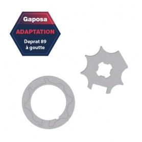 Adaptation R+C Gaposa Deprat 89 pour série 60