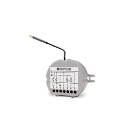 Récepteur radio Gaposa intérieur pour lumière - 2 canaux