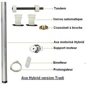 Kits de modernisation HYBRID 10NM BUBENDORFF Tradi