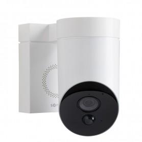 Caméras blanche SOMFY OUTDOOR (extérieures)