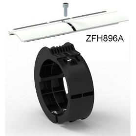 Attache volet lourd pour tube ZF80