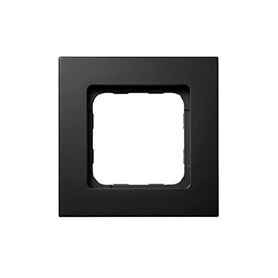Cadres noir mat SOMFY pour télécommandes Smoove