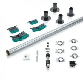 Kit motorisation SOMFY pour bloc baie moteur radio io 6 Nm