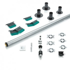 Kit motorisation SOMFY pour bloc baie moteur radio io 15 Nm