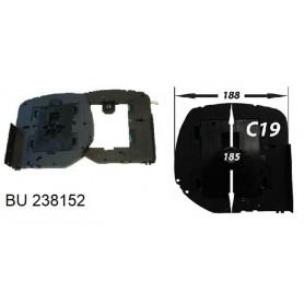 Paire de joues BUBENDORFF ID1 - C19-145