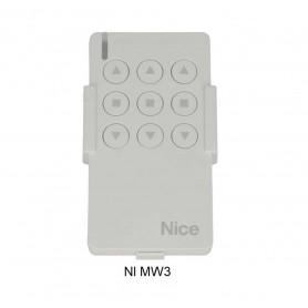 Télécommande NICE Mini Way - Télécommande 3 canaux