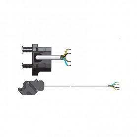 Câble électrique SOMFY 4 fils pour moteurs CSI