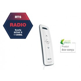 Télécommande SOMFY Situo 1 canal RTS Pure II